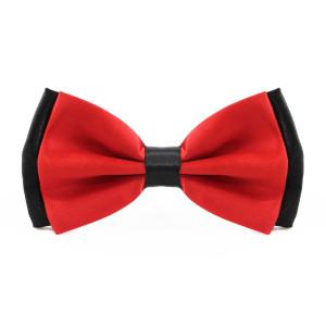 two_tone_red_orange_layered_bow_tie_rack_australia