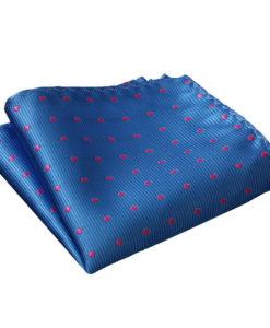 light-blue-pink-polka-dot-pocket-square