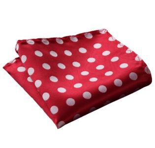 red_polka_dot_pocket_square_tie_rack_australia_au